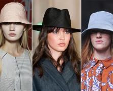 Женские головные уборы лето 2015