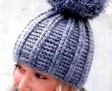Зимние женские шапки 2015
