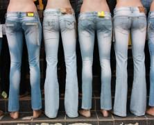 Как подобрать джинсы по фигуре?
