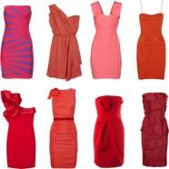 Модные коктейльные платья 2014-2015