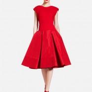 Маленькое…красное платье