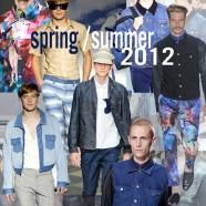 Тенденции мужской моды весна-лето 2012