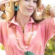 Розовый цвет в одежде: как носить