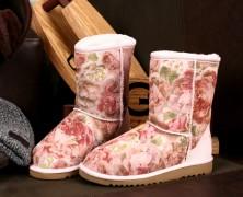 Модные сапоги Угги — тенденция или комфорт?