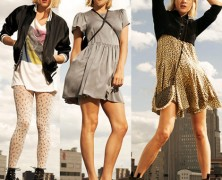 Летняя подростковая мода