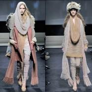 История моды, стили и дизайнеры. Свитер пальто