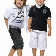 Летняя мода для мальчиков