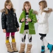Модная детская одежда осень – зима 2014-2015