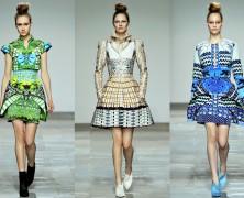 Модные тренды весна – лето 2014