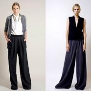 Модные женские брюки осень 2014
