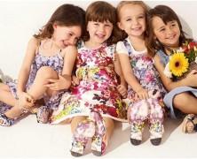 Модные летние образы для девочек