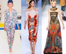 Модные принты осень зима – 2015 – 2016