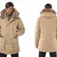 Мужская куртка – парка — идеальное решение для зимы