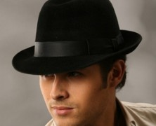Мужские шапки весна 2015