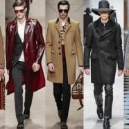 Мужские пальто осень 2014