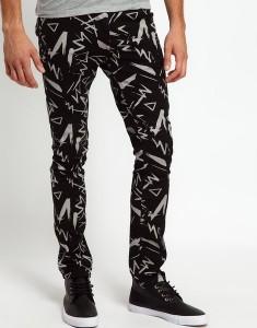 мужские джинсы2-1