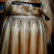 Наращенные волосы. Достоинства и недостатки