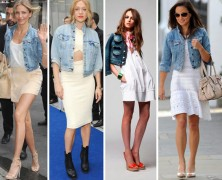 Обзор самых модных джинсовых курток