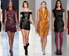 Одежда из кожи – тренд на все времена