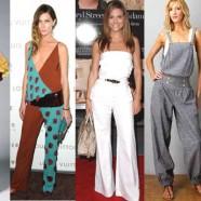 Комбинезоны – модная женская одежда