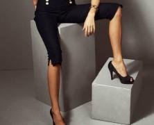 Капри, модная женская одежда