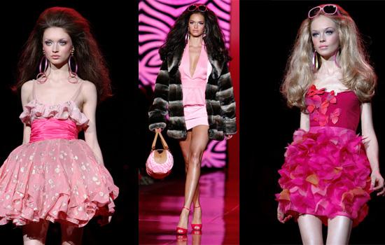 Барби Розовые Туфли