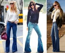 Самые модные джинсы 2015