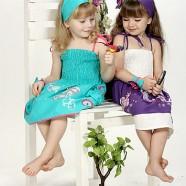 Летние сарафаны для девочек