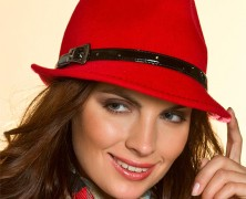 Женские весенние шапки