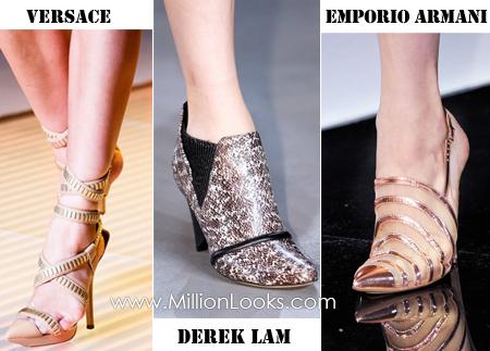 Тенденции обуви на сезоны весна лето