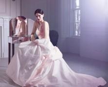 Свадебные платья в пастельных тонах невозможно не влюбиться!