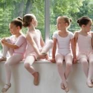 Гимнастические купальники для детей