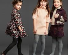 Тенденции детской моды сезон 2015-2016
