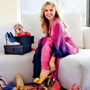 Туфли у женщины – странный предмет…