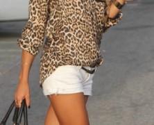 Учимся носить вещи с леопардовым принтом