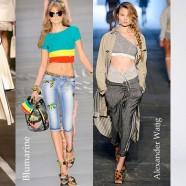 Как одеться в стиле ретро