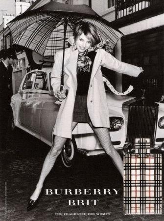 История бренда: Burberry Фото