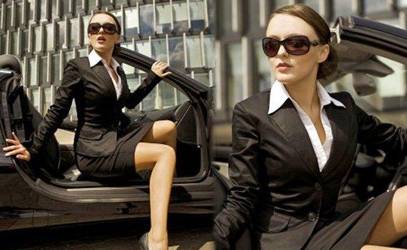Как одеваться на работу в офисе? Фото