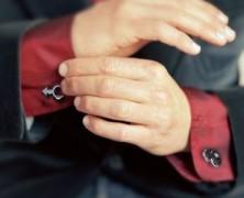 Аксессуары. Как подобрать и надеть запонки