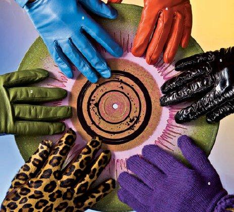 Как выбрать перчатки  Фото