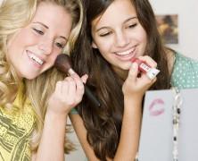 Макияж для подростков: лучше — меньше!