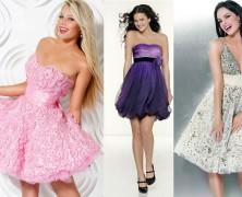 Выбираем платье на выпускной вечер 2014