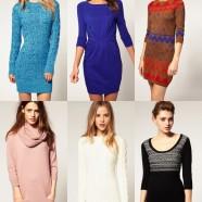 Трикотажные платья.Что нужно знать