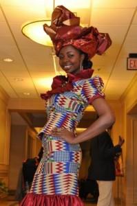 Традиционная  африканская одежда   Фото