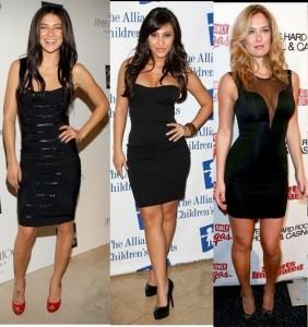 женские платья1-5