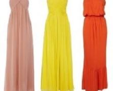 Обзор женских платьев 2014