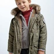 Зимние куртки – парки для мальчиков