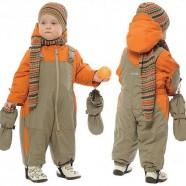Как выбрать зимнюю одежду для ребенка