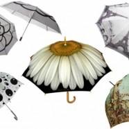 Зонты осень 2014